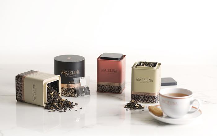 Preparar bem o seu chá Angelina: Instruções de uso!