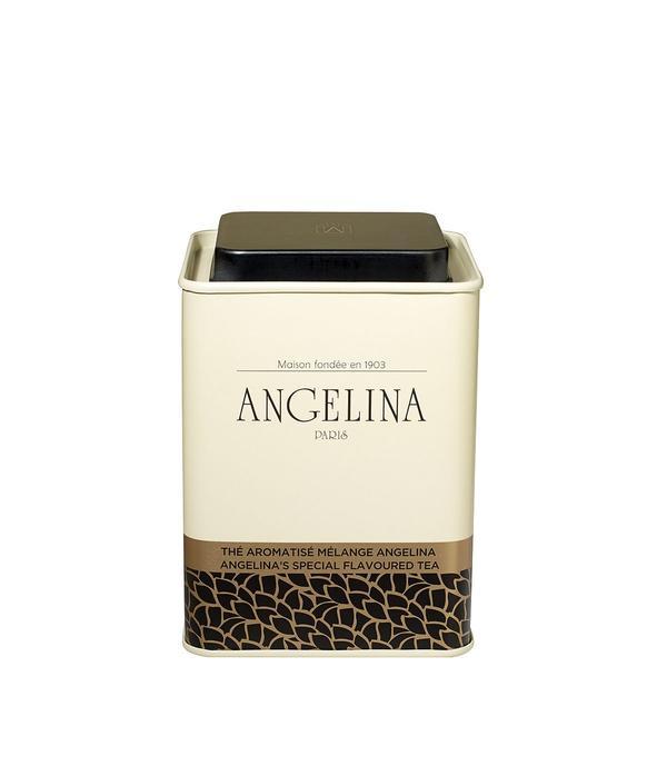 Receita de Chá Gelado Angelina