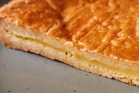 O verdadeiro bolo basco